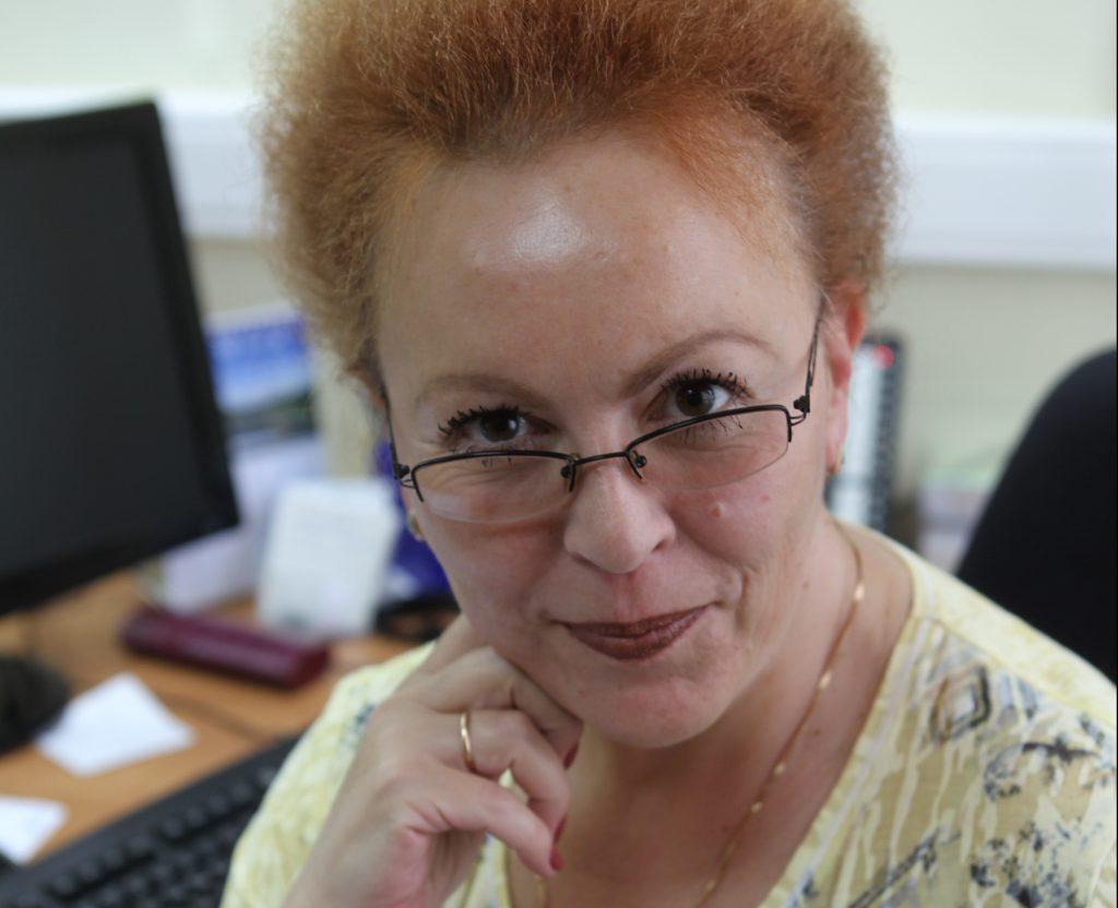 Елена Струшкова: карьера начинается с «Движка»