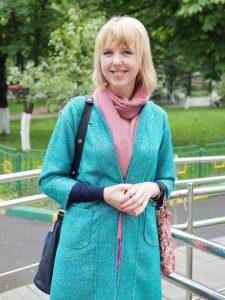 Евгения Липецкая, ТиНАО