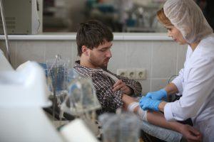 Дата дня: 14 июня – Всемирный день донора крови. Фото из архива.