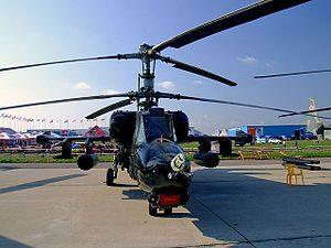 17 июня – в воздух поднялся опытный образец вертолета «Ка-50» – «Черная акула»
