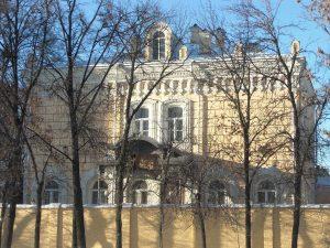 Городская усадьба Суворовых, наши дни. Фотоархив Wikimapia