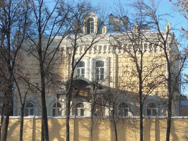 Столетние новости: Дом Суворова