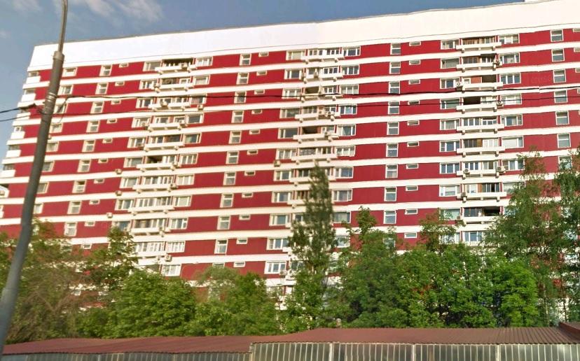 Москвичка выжила после падения с восьмого этажа