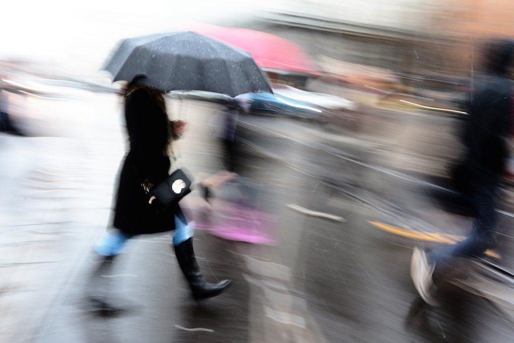 В Москву пригла непогода. Фото: из архива.