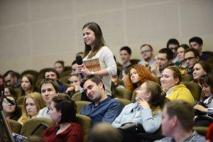 В московских парках будет работать лекторий «Здоровая Столица». Фото: архив ВМ