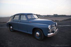 70 лет назад на Горьковском автозаводе собрали первую «Победу». Фото: Википедия.