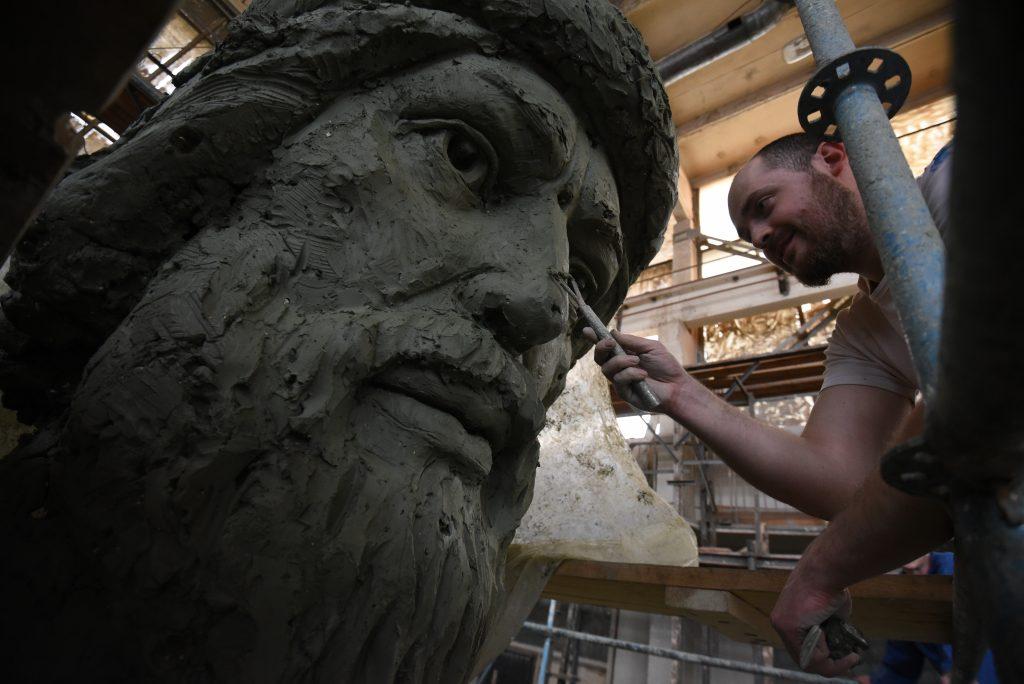 ЮНЕСКО одобрило последний вариант памятника князю Владимиру в Москве