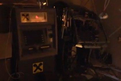 Неизвестные взорвали и ограбили банкомат на востоке Москвы