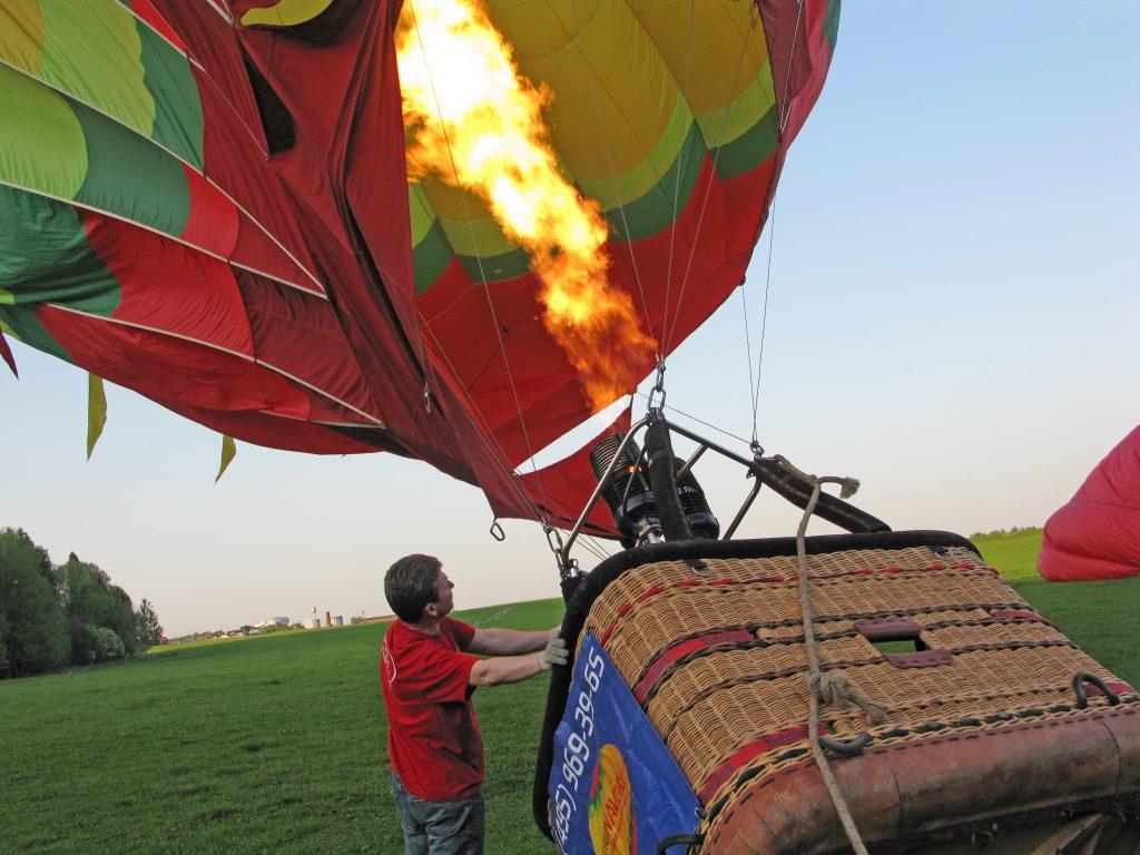 """Федор Конюхов начнет кругосветную двухнедельную экспедицию на воздушном шаре. Фото: архив """"ВМ"""""""