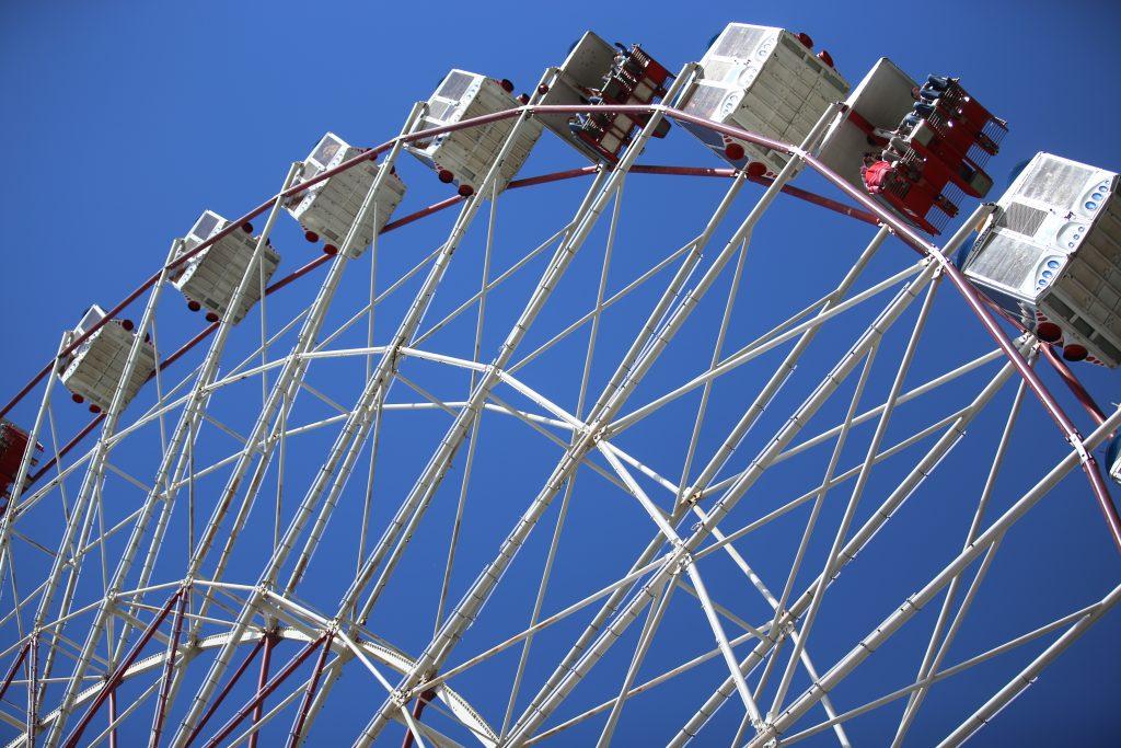 На ВДНХ поставят 120-метровое колесо обозрения