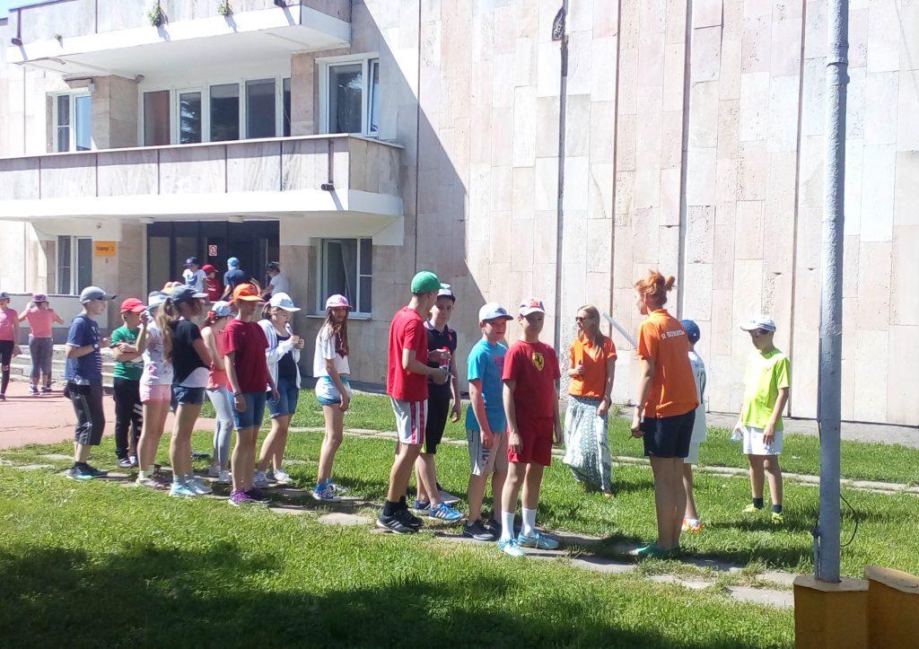 В летнем оздоровительном лагере Филимонковского провели учебную эвакуацию