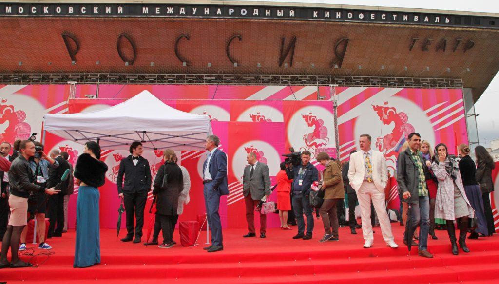 Участникам Московского кинофестиваля предложили провести мастер-классы