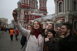 """Для детей пройдет экскурсия по центру Москвы. Фото: архив """"ВМ"""""""
