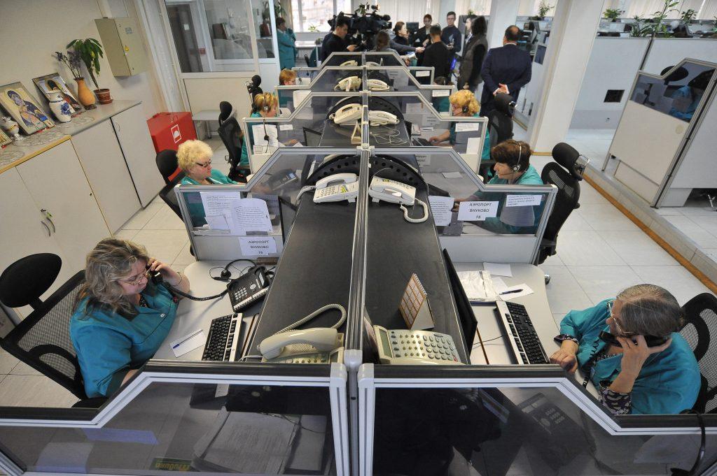 В Москве организуют систему оперативной помощи пациентам с инсультом