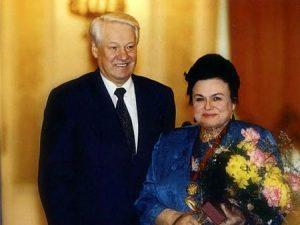 10 июня родилась Людмила Зыкина. Фото: Википедия.