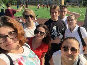 26 июня 2016 года. В Щербинке отметили День молодежи. Фото: Наталья Струкова.