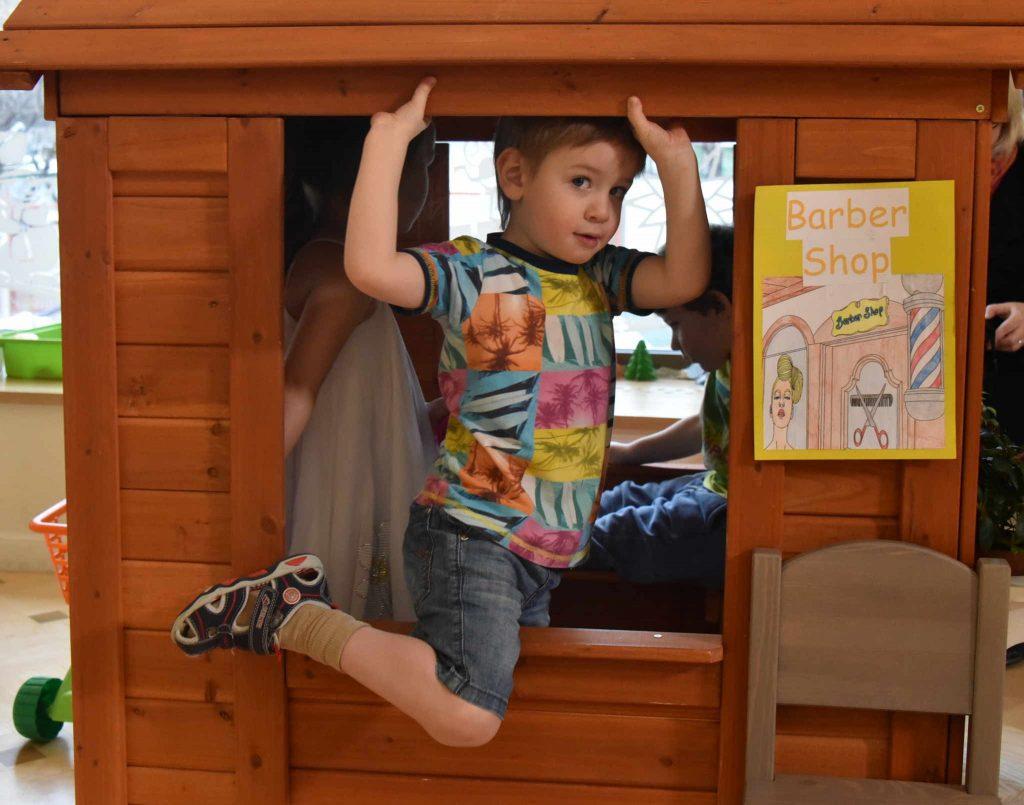 В «новой» Москве создано более 4 тысяч мест в детских садах
