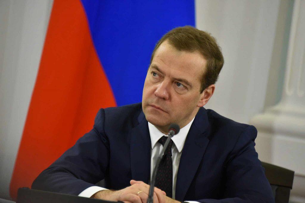 Дмитрий Медведев объявил о росте тарифов ЖКХ
