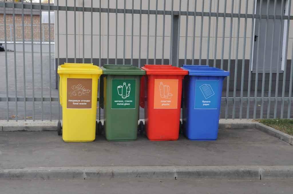 Никаких следов мусора
