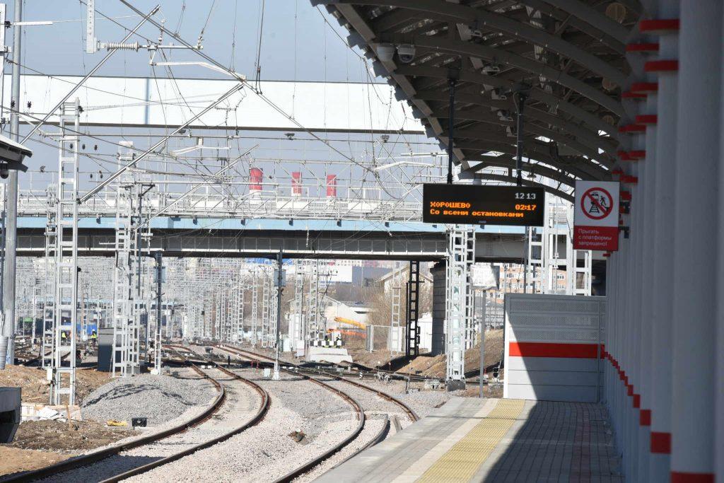 Московскую кольцевую железную дорогу официально признали вторым кольцом метро