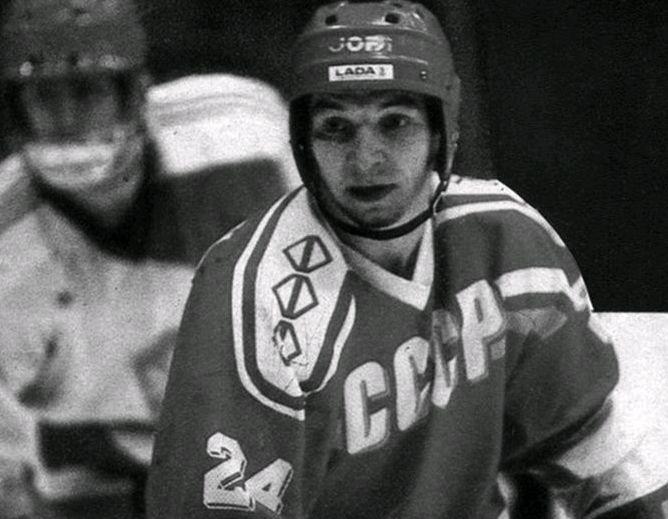 Скончался бывший хоккеист