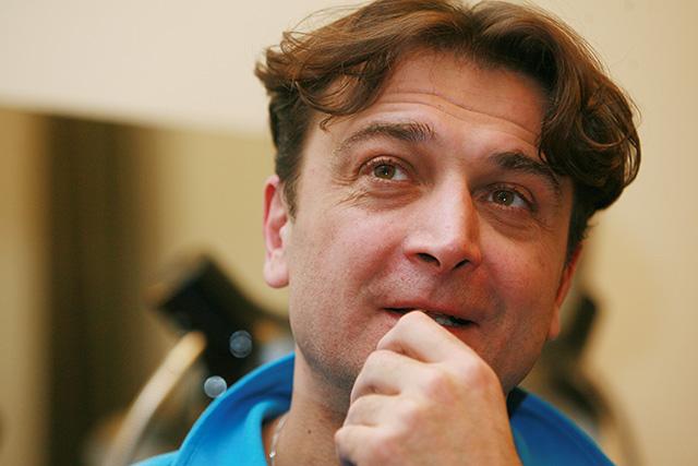 Актер Александр Лазарев-младший попал в больницу