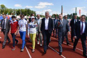 Мэр Москвы Сергей Собянин: В этом году мы приняли новую программу детского отдыха в городских учреждениях