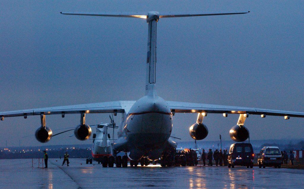 Из самолета«Москва-Владикавказ»высадили женщину с ножом