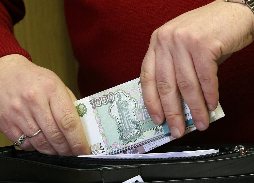 У жителя Щербинки отняли сумку с 31 миллионом рублей