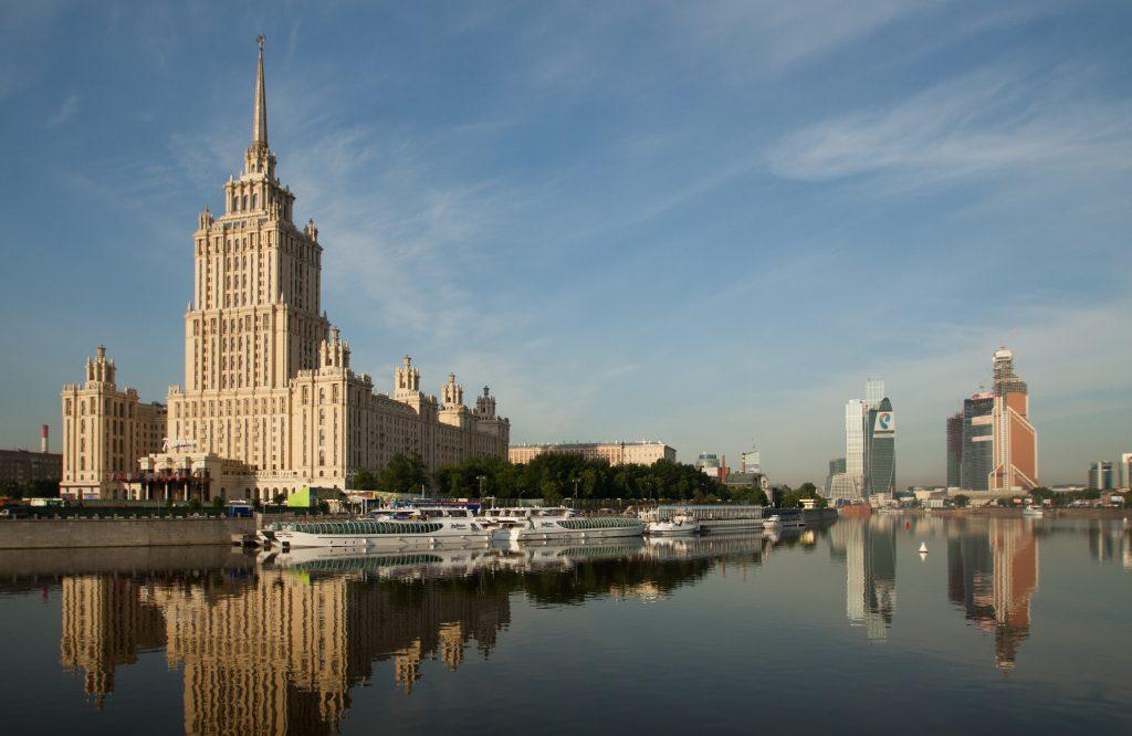 Московские отели вошли в ТОП-3 лучших отзывов в Европе