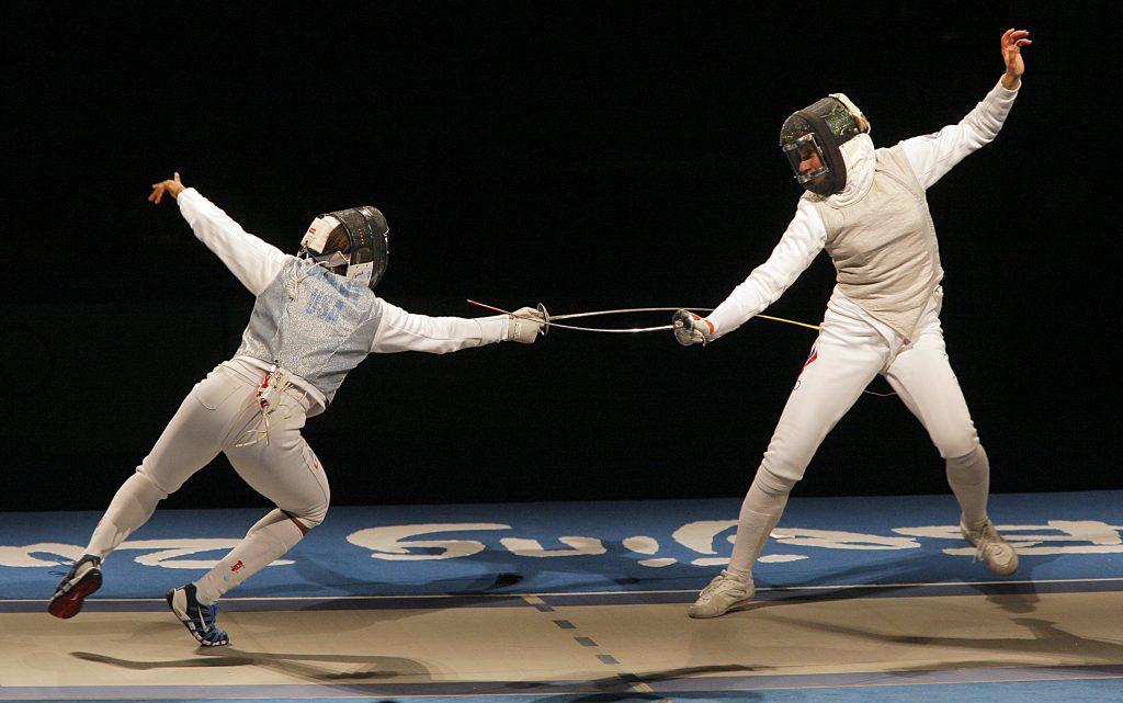 Россия взяла золото на чемпионате Европы по фехтованию