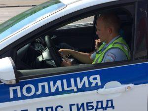 В новых округах провели рейд «Ваш пассажир – ребенок». Фото: ГИБДД УВД по ТиНАО.