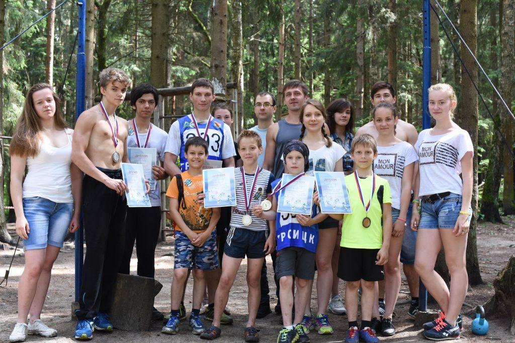 19 июня 2016 года. В Троицке впервые прошли соревнования по кроссфиту. Фото: Инна Чистова.