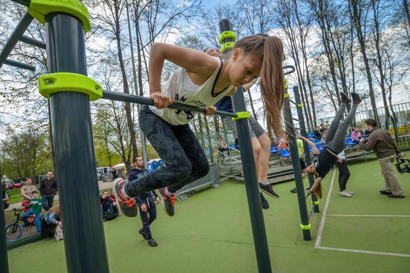 В Троицке пройдут соревнования по кроссфиту