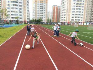 Школьники новых округов присоединились к «Московской смене». Фото предоставила представитель школьных СМИ Олеся Минина