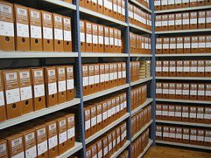 Дата дня: 9 июня - Международный день архивов. Фото: Википедия.
