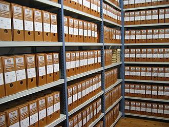 Дата дня: 9 июня - Международный день архивов