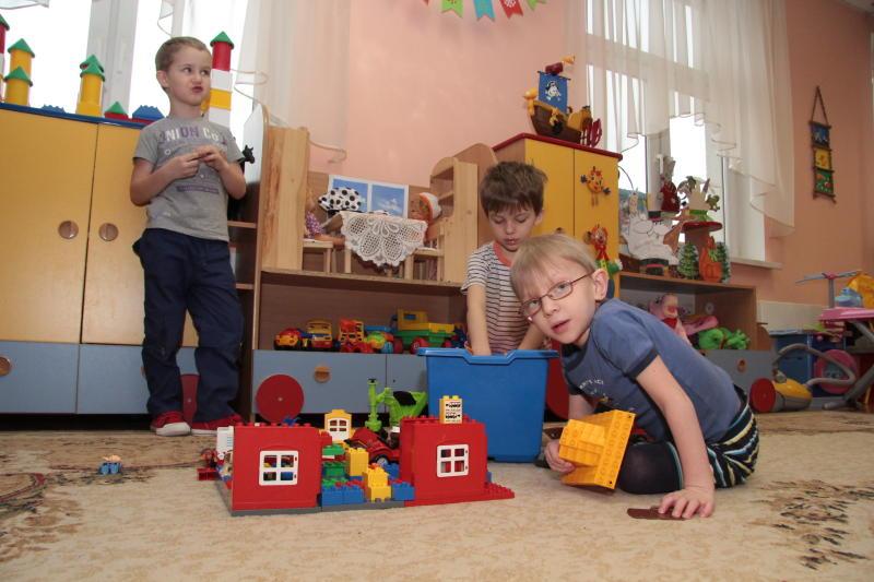 Детский сад на 125 мест появится в Щербинке