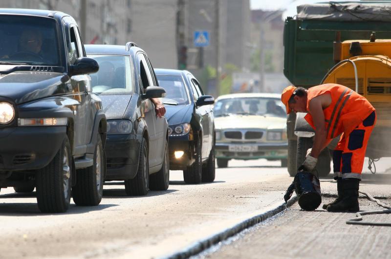 В Москве началось благоустройство улицы Петровка