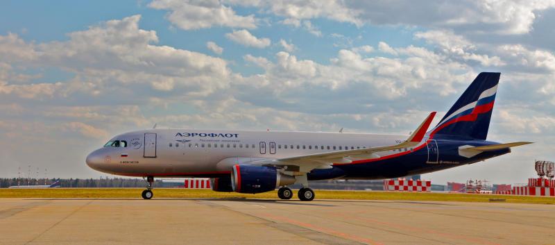Число пассажиров «Аэрофлота» увеличилось на 11,5% за январь-май 2016 года