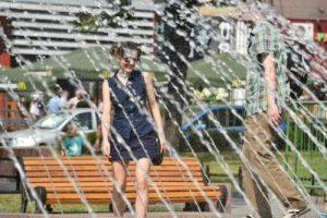 На этой неделе синоптики обещают москвичам жару и кратковременные дожди