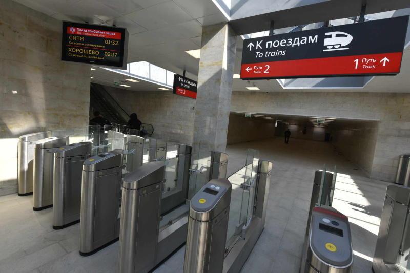 Контролеры будут дежурить на всех станциях МКЖД