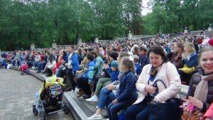 Более ста мероприятий пройдут в Москве в День России