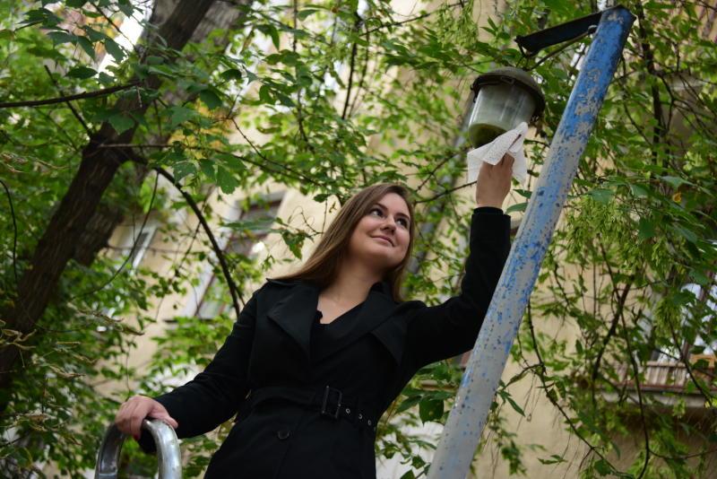 В школах Новой Москвы установят новые системы освещения