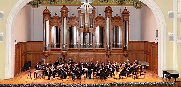 Государственный духовой оркестр выступит на День России в Парке Горького