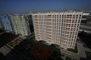 """Крупный жилой комплекс возведут рядом с ТПУ «Саларьево». Фото: архив, """"Вечерняя Москва"""""""