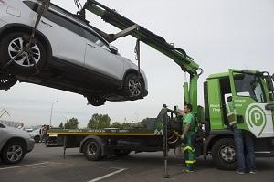 Новый порядок по возврату эвакуированного автомобиля вступил в силу