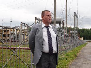 Михаил Трофимюк, замглавного инженера филиала МОЭСК «Новая Москва»