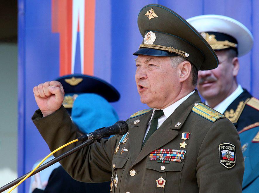 В Москве ушел из жизни Герой России Александр Маргелов