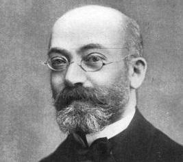 Людвик Лазарь Заменгоф (1859–1917). Фото: Википедия